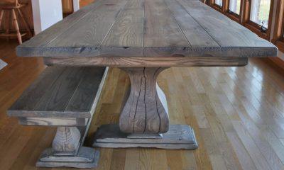 Belly Pedestal WITH Cracks.