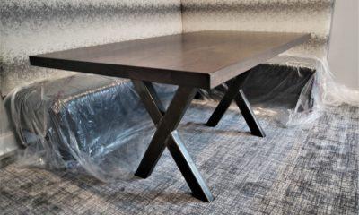 X-Metal Pedestal