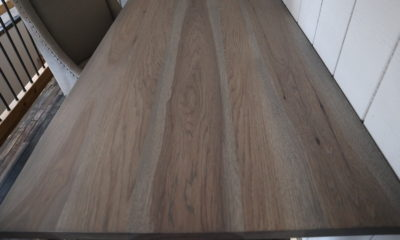 Hickory in Prado with Flat Finish