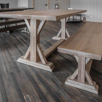 Rustic Elements Furniture - Thomas Pedestal