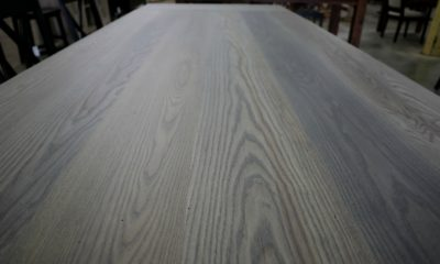 Ash in Classic Gray with Flat Finish