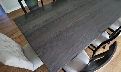 Ash in Espresso Gray with Satin Finish