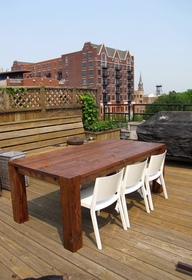 Tips For Choosing Outdoor Furniture Rustic Elements