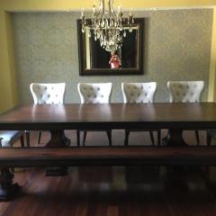 rustic elements furniture. Rustic Elements Furniture Custom Kitchen Island Anchor  Pedestal Table O