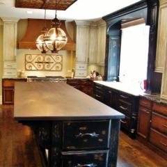 rustic elements furniture custom kitchen island