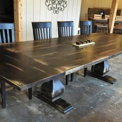 formal farmhouse table