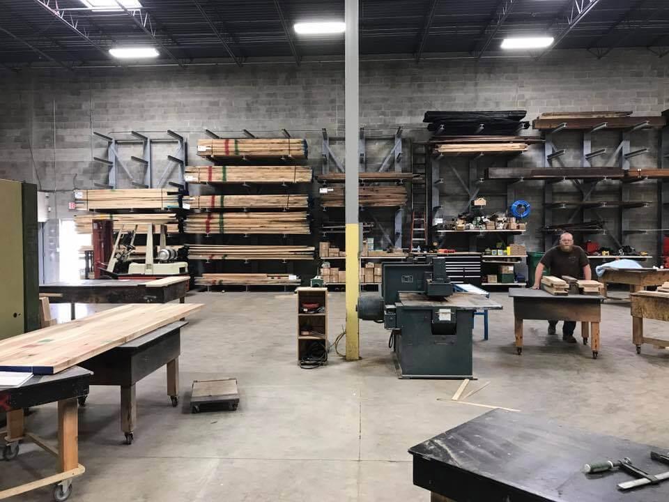 rustic elements furniture shop