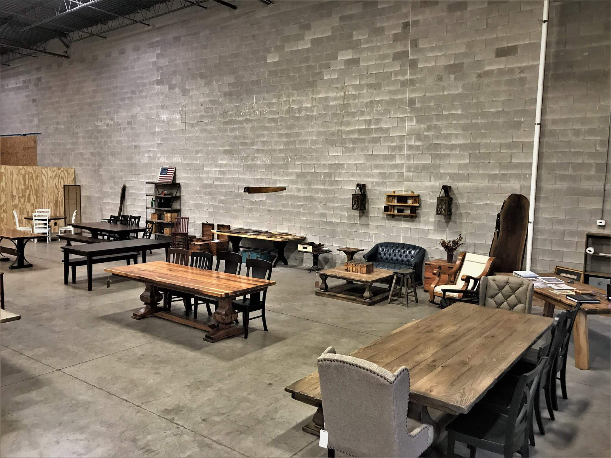 rustic elements furniture new location