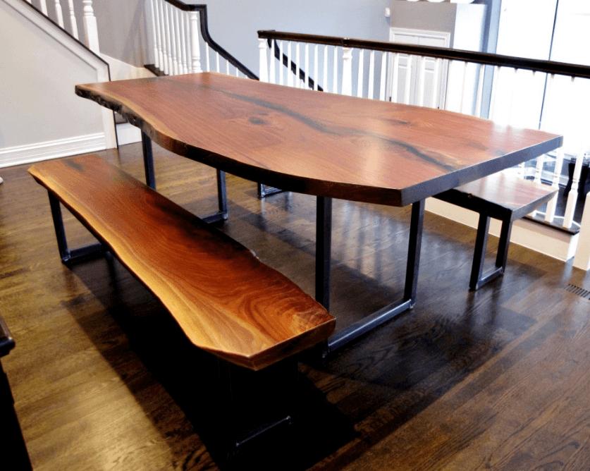 custom one of a kind tables