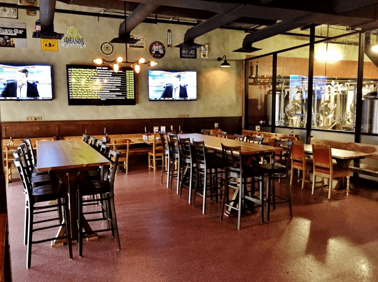 commercial tables