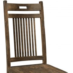 Rustic Elements Furniture - Bayhill Side Chair