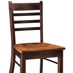 Rustic Elements Furniture - Brady Side Chair