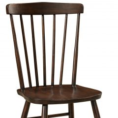 Rustic Elements Furniture - Cantaberry Side Chair
