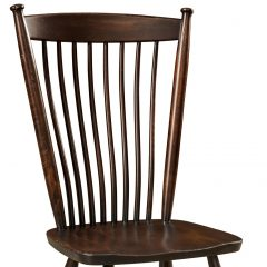 Rustic Elements Furniture - Easton Shaker Side Chair