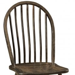 Rustic Elements Furniture - Econo Side Chair