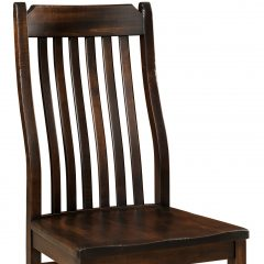 Rustic Elements Furniture - Franklin Side Chair