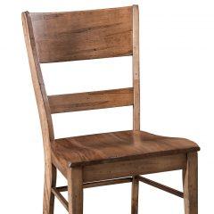 Rustic Elements Furniture - Genesis Side Chair