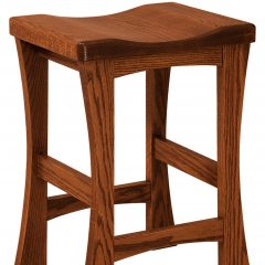 Rustic Elements Stool