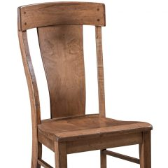 Rustic Elements Furniture - Lacombe Side Chair