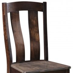 Rustic Elements Furniture - Laurie Side Chair