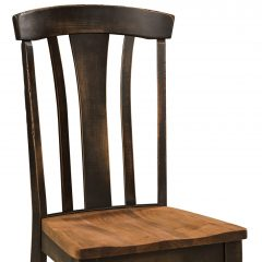 Rustic Elements Furniture - Lexington Side Chair