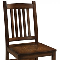 Rustic Elements Furniture - Logan Side Chair