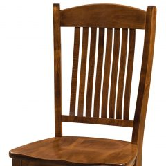Rustic Elements Furniture - Lyndon Side Chair