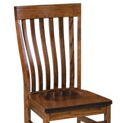Rustic Elements Furniture - Theodore Side Chair