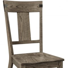 Rustic Elements Furniture - Lahoma Side Chair