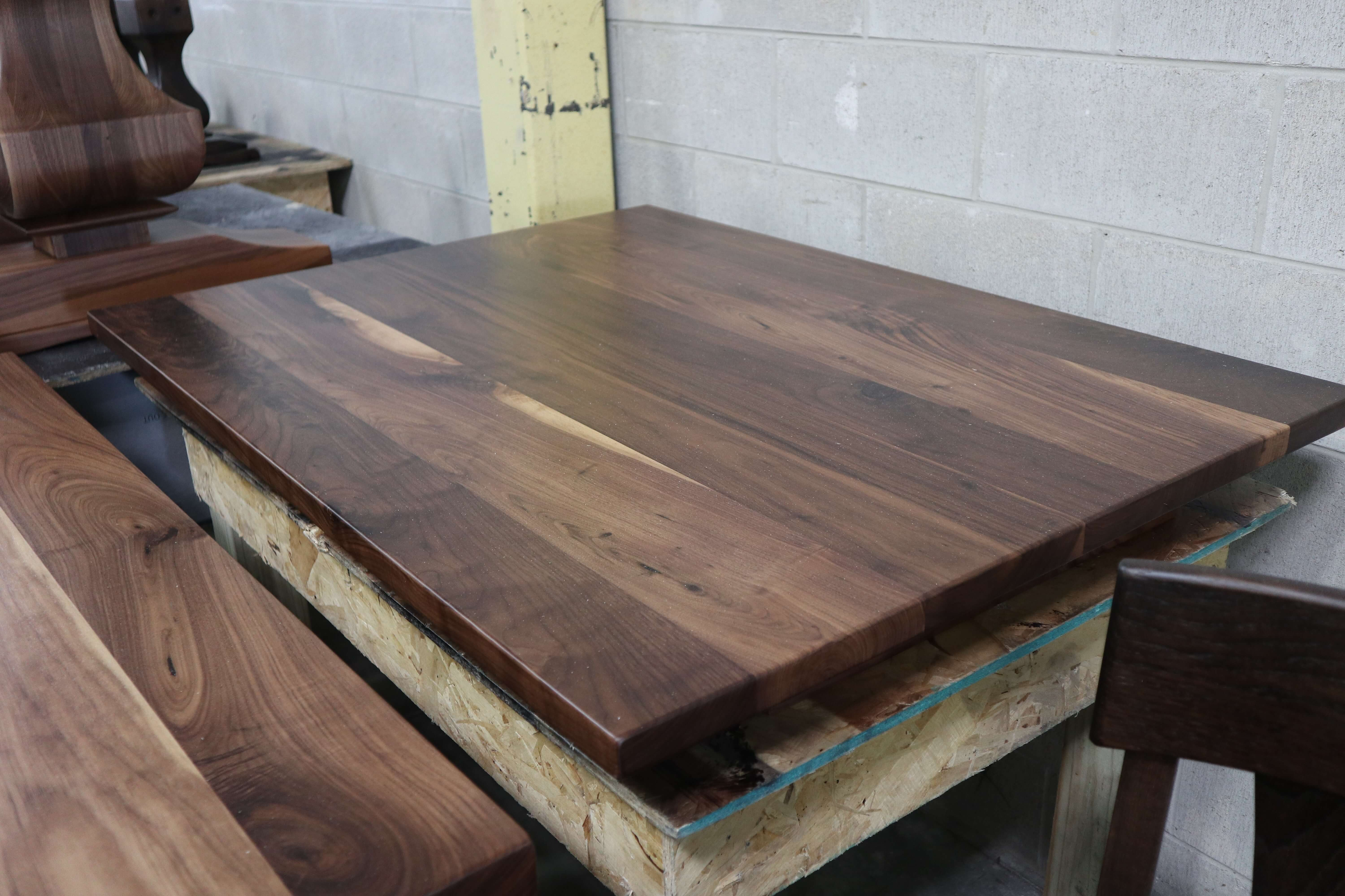 Table we sent using our shipping and delivery options.