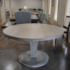 Rustic Elements Furniture - Meredith Pedestal Table