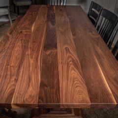 Rustic Elements Furniture - Walnut Edison