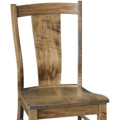 Rustic Elements Furniture - Maverick Side Chair