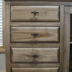 Rustic Elements Furniture - Allison Buffet