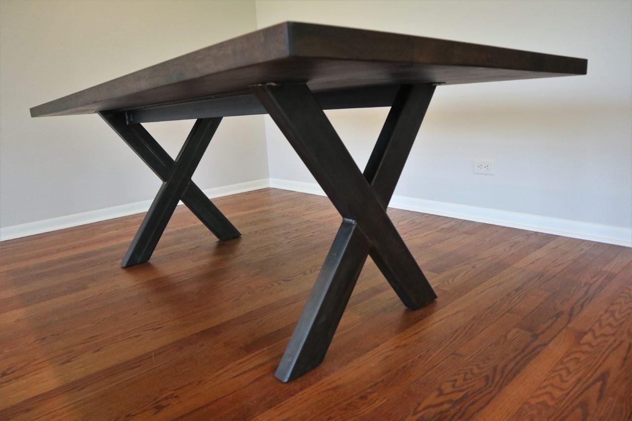 Metal Base Tables Joliet, IL
