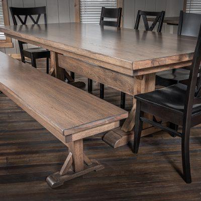 Rustic Elements Furniture - Tamara Pedestal