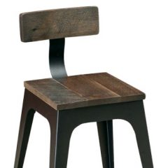 Rustic Elements Furniture - Rockwell Side Chair
