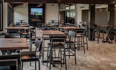 Rustic Elements Furniture Oak Brook Golf Course Tables