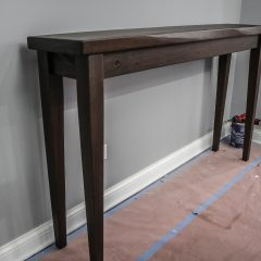Rustic Elements Furniture Console Table