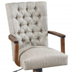 Rustic Elements Furniture Zellwood Desk Chair