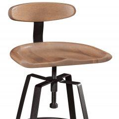 Rustic Elements Furniture - Barstool