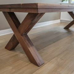 Rustic Elements Furniture - Wood X