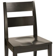 Rustic Elements Furniture - Carson Side Chair