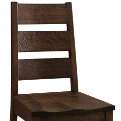 Rustic Elements Furniture - Sawyer Side Chair