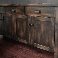 Rustic Elements Furniture - Beaumont Buffet