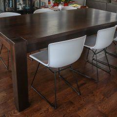 Rustic Elements Furniture - Flush Leg Table