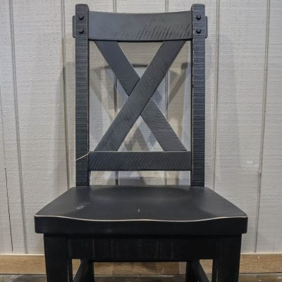 Rustic Elements Furniture - Denver Side Chair