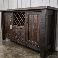 Rustic Elements Furniture - Houston Buffet