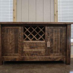 Rustic Elements Furniture - Houston Buffet