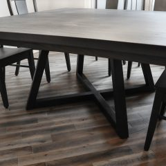 Rustic Elements Furniture - Square Table